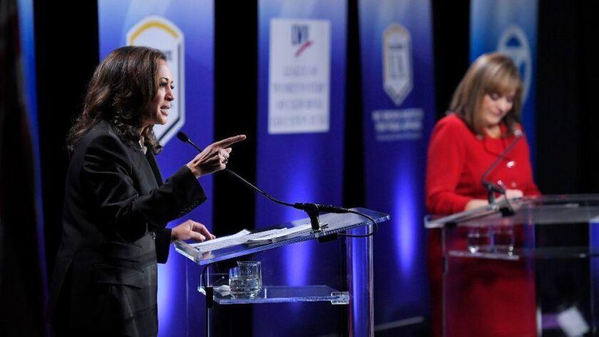 U.S. Senate Debate