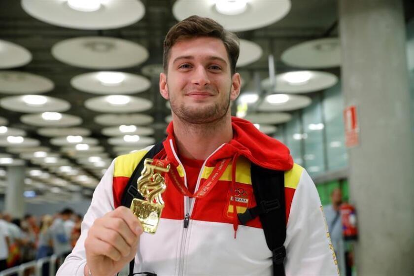 Guadarrama acoge un evento de judo con el campeón del mundo español
