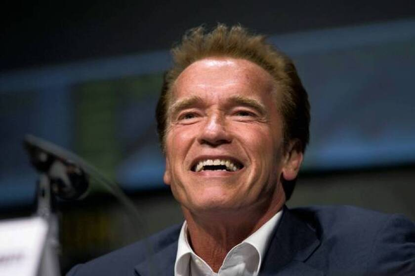 Former California Gov. Arnold Schwarzenegger and USC have announced a partnership to create a policy think tank.