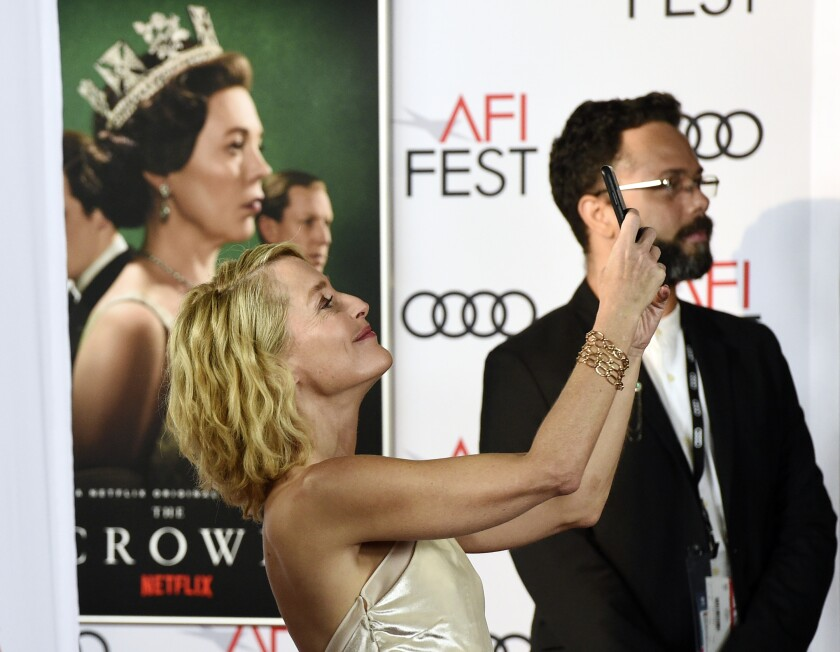 "2019 AFI Fest - ""The Crown"""