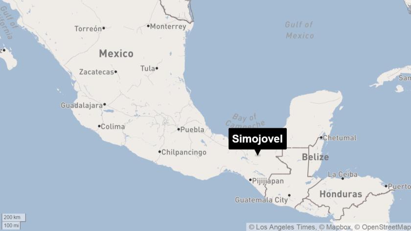Simojovel, Mexico