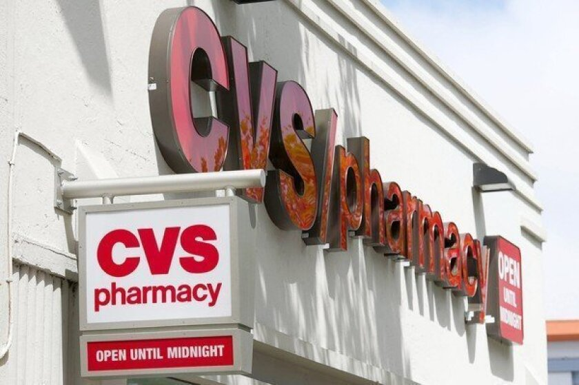 CVS thinks $50 is enough reward for giving up healthcare