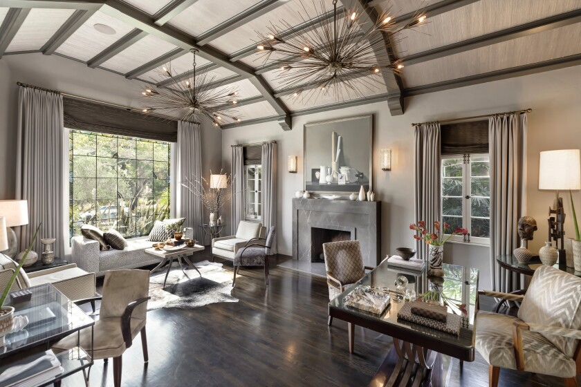 Jeff Andrews and Ken Miller's Miracle Mile home