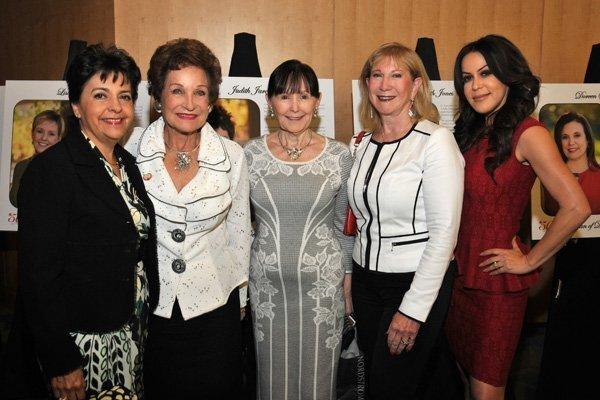Yolanda Walther-Meade, Esther Nahama, Charlotte Rand, Roxi Link, Yolanda S. Walther-Meade