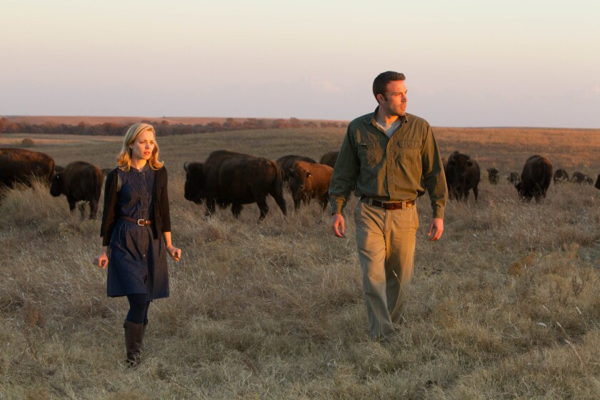 Roger Ebert's last thumbs up: Terrence Malick's 'To the Wonder'