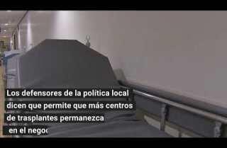 Sistema nacional de trasplante se sacude por revisión de política