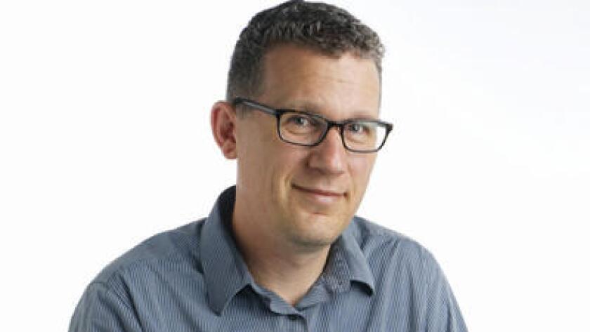Paul Sisson, The San Diego Union-Tribune Health reporter.