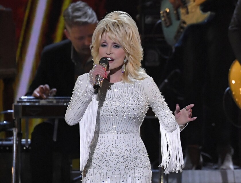 Virus-Outbreak-Dolly Parton