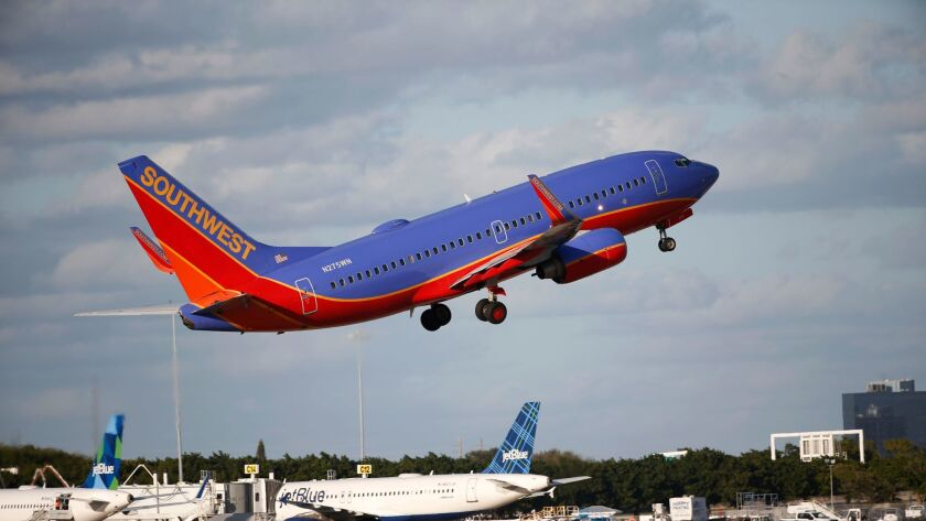 Southwest is stopping the practice of overbooking flights. JetBlue says it has never overbooked.