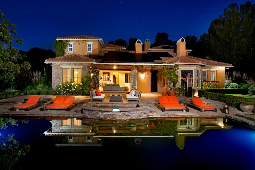 French Montana is asking $6.599 million for the Hidden Hills home he bought four years ago from Selena Gomez. The hip-hop star added a recorded studio to the guesthouse during his ownership. The 7,800-square-foot house also features a gym and a movie theater.