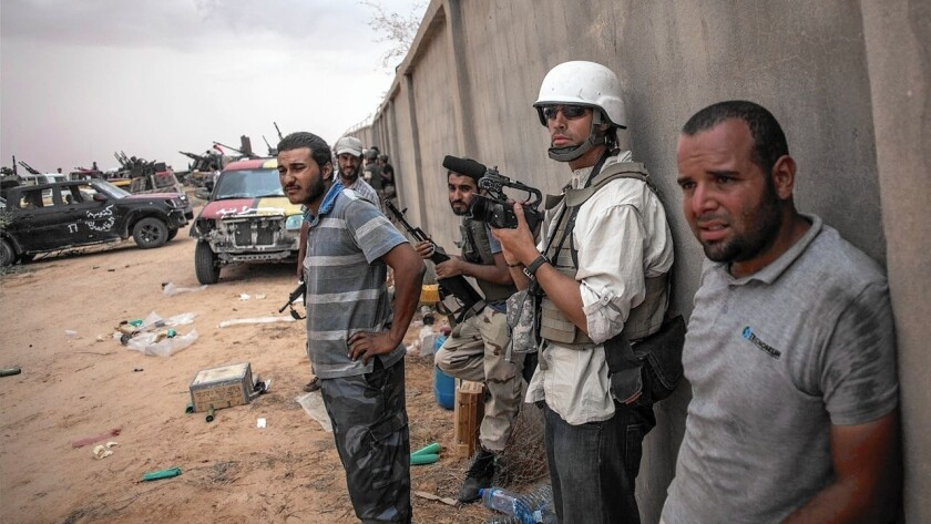 Review: 'Jim: The James Foley Story' looks at the life and legacy of a journalist slain by ISIS