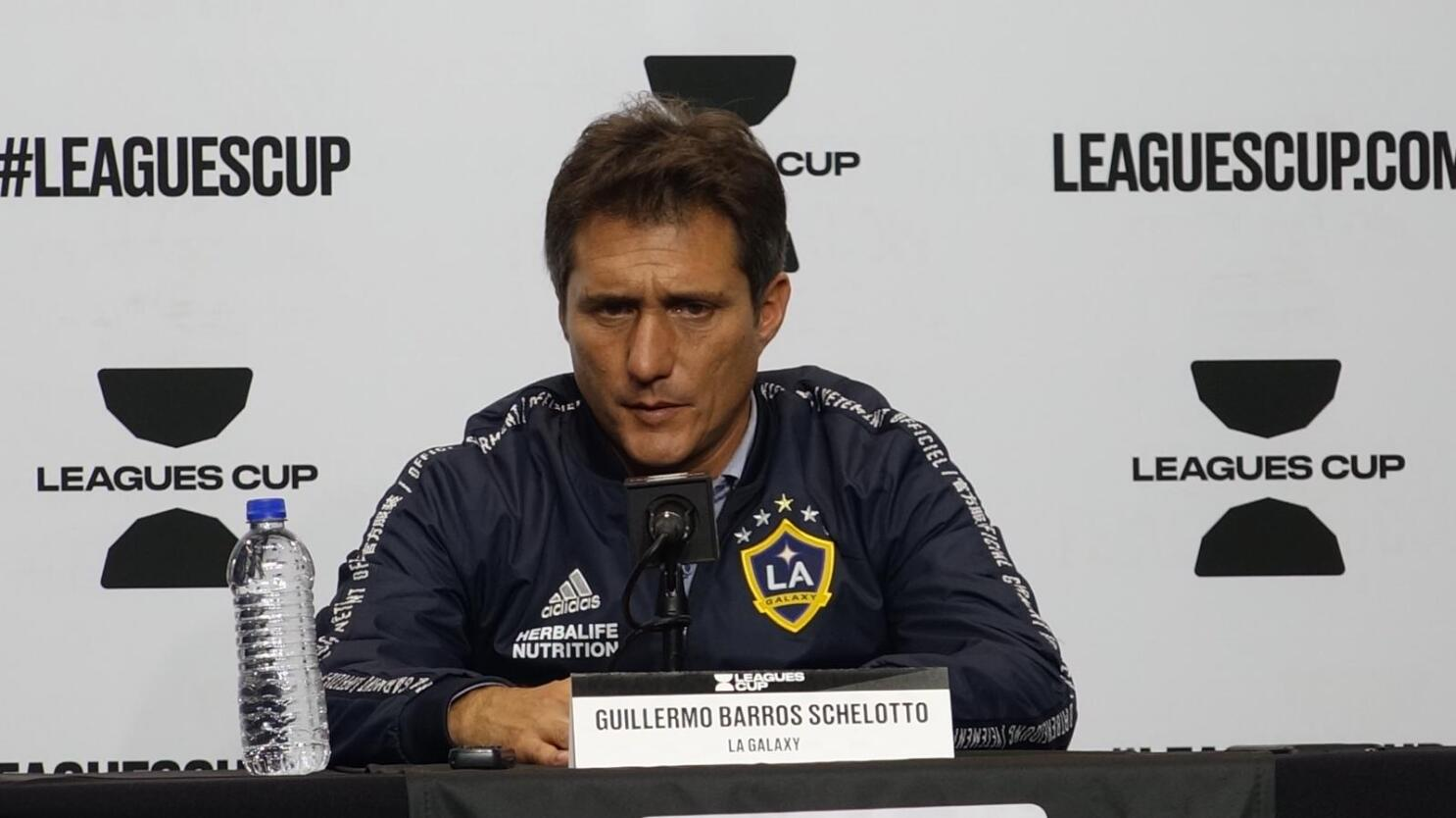 Galaxy coach isn't too broken-hearted over Leagues Cup loss to Cruz Azul