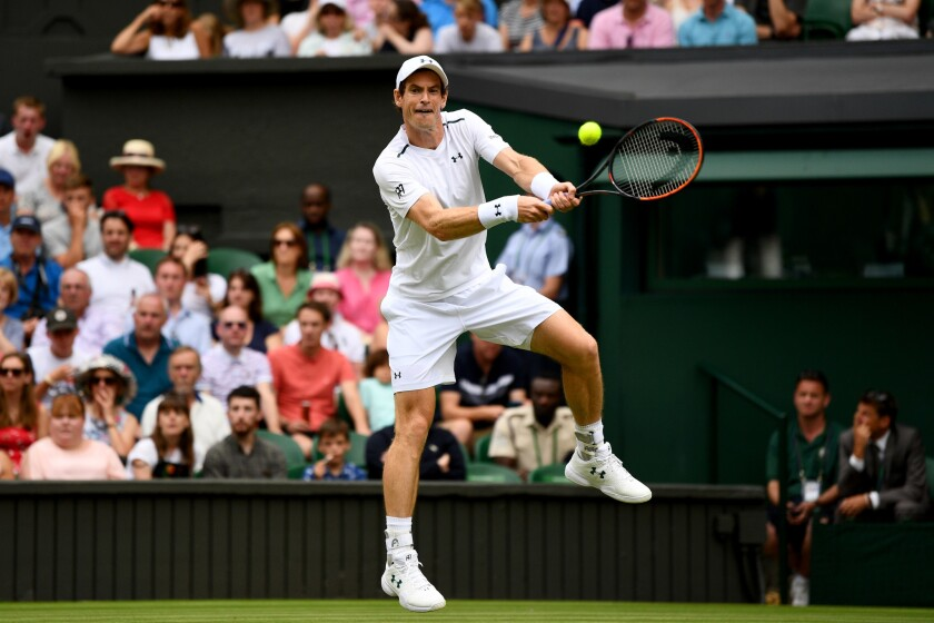 Day One: The Championships - Wimbledon 2017