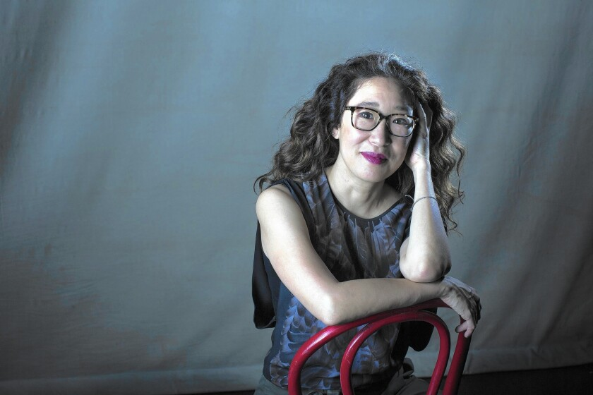 """""""Grey's Anatomy"""" alumna Sandra Oh is starring in """"Office Hour"""" at the South Coast Repertory in Costa Mesa."""