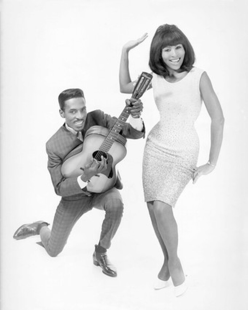 The soul of Ike & Tina Turner - Los Angeles Times