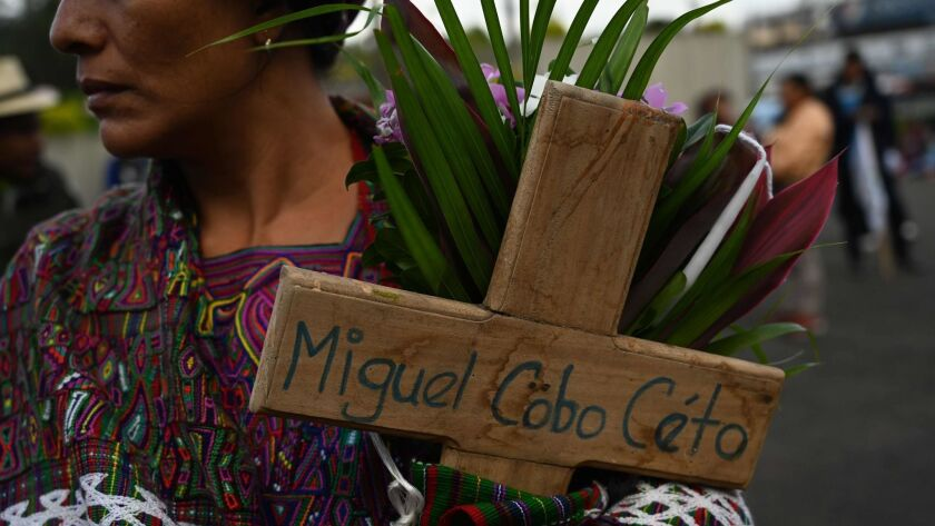 GUATEMALA-HUMAN-RIGHTS-WAR-ANNIVERSARY