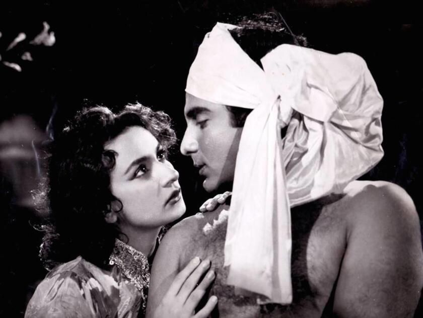 'Shalom Bollywood,' about the long history of Jewish women starring in Indian cinema, is one of 37 features screening at the San Diego Jewish Film Festival, Feb. 8-18, 2018.