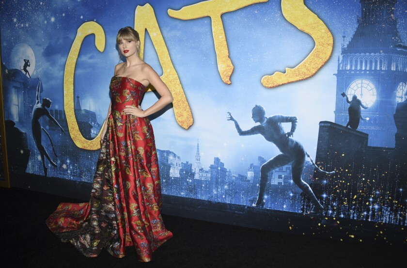 "World Premiere of ""Cats"""