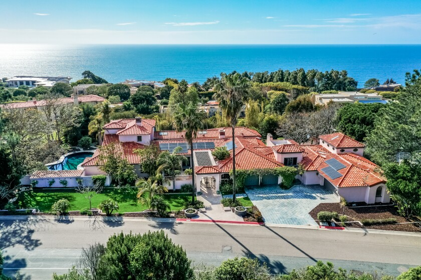 This La Jolla Farms mansion, now listed for sale, was the target of multiple complaints about loud, raucous parties.