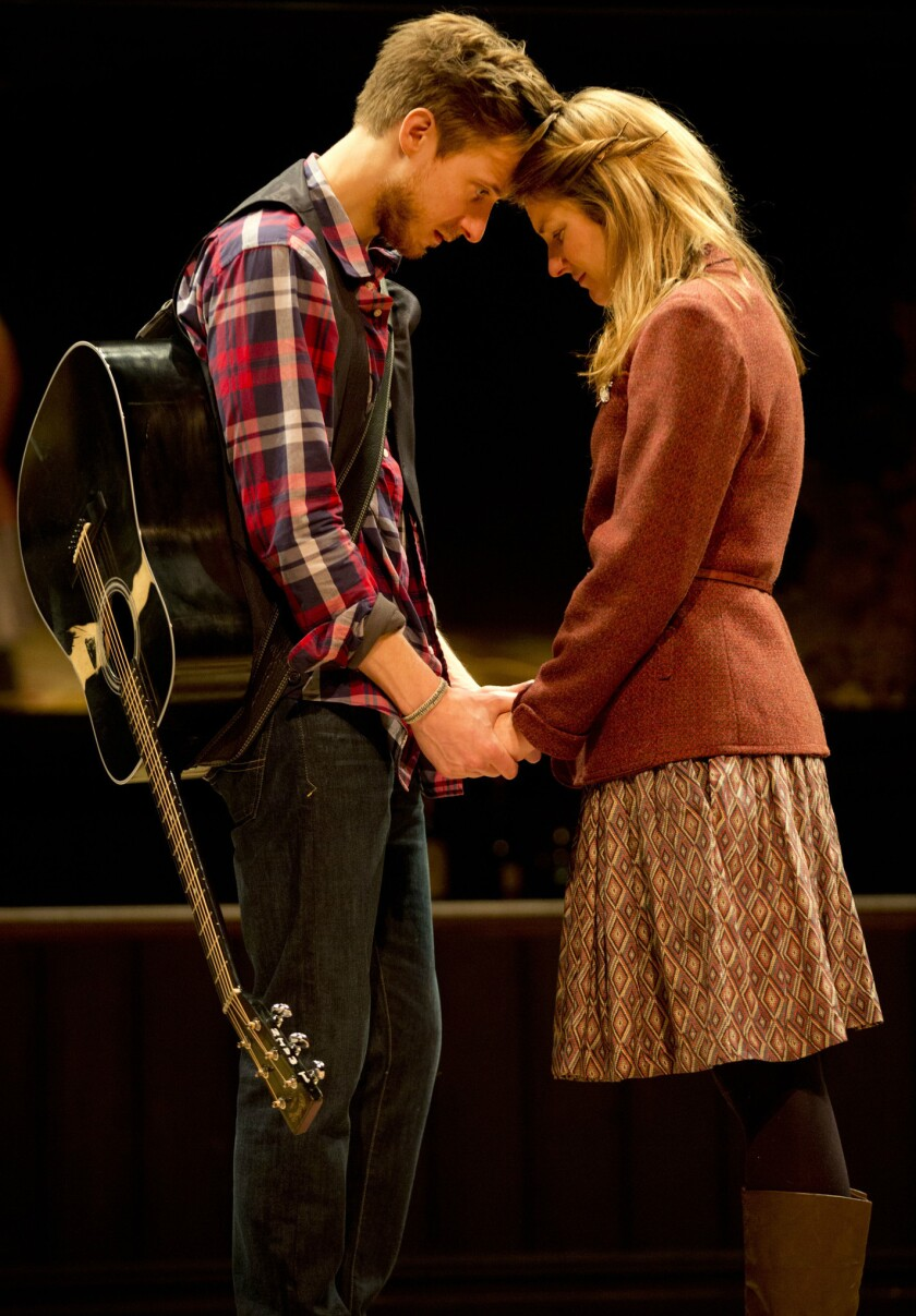 Two new lovers named for Broadway's 'Once'