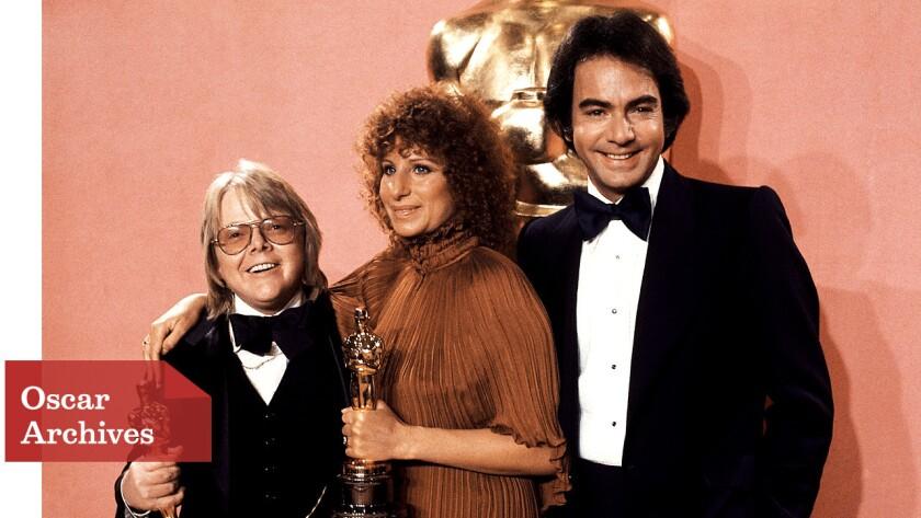 At the 1977 Oscars