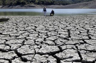 100% of California is in drought
