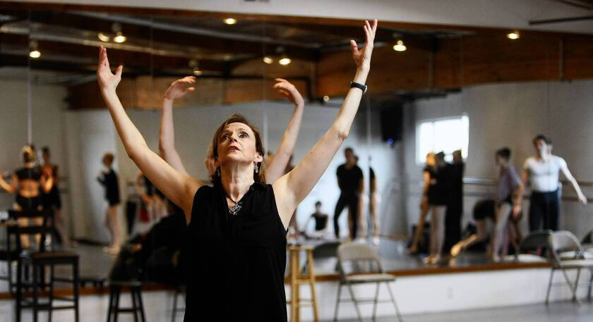 A co-founder of Los Angeles Ballet, Colleen Neary is the guiding light behind the company's tribute festival to influential choreographer George Balanchine.