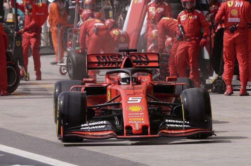 Brazil F1 GP Auto Racing