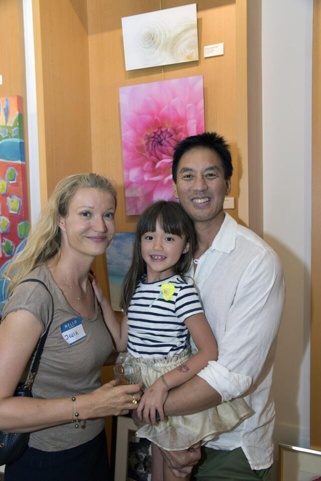 Del Mar Art Center Gallery Summer Art Reception