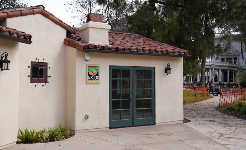 The House of Mexico at Balboa Park on Tuesday, Oct. 5, 2021 in San Diego, CA.