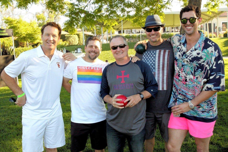 Steve Hughes, Travis Fisher, Jim LaGrossa, Sean Barry, Zach Weinger