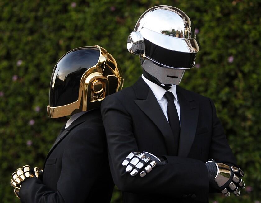 Daft Punk to debut 'Random Access Memories' in small Australian town