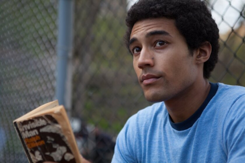"""Devon Terrell plays a young Barack Obama in the movie """"Barry."""""""