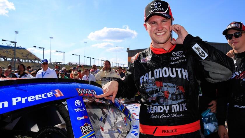 NASCAR XFINITY Series US Cellular 250 Presented by American Ethanol