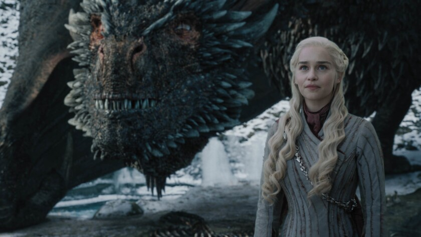 In the final season, someone did take the Iron Throne - but it turned out to be a hot seat