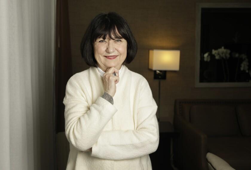 Author Victoria Riskin