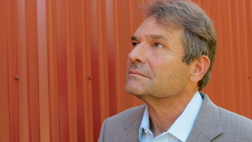 Author Denis Johnson died Wednesday, May 23, 2017, at 67.