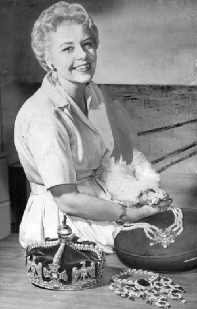 Joan Castle Joseff led companies making costume jewelry and aircraft parts, founded by her late husband.