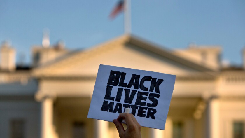Op-Ed: Why is the Black Lives Matter movement happening now?