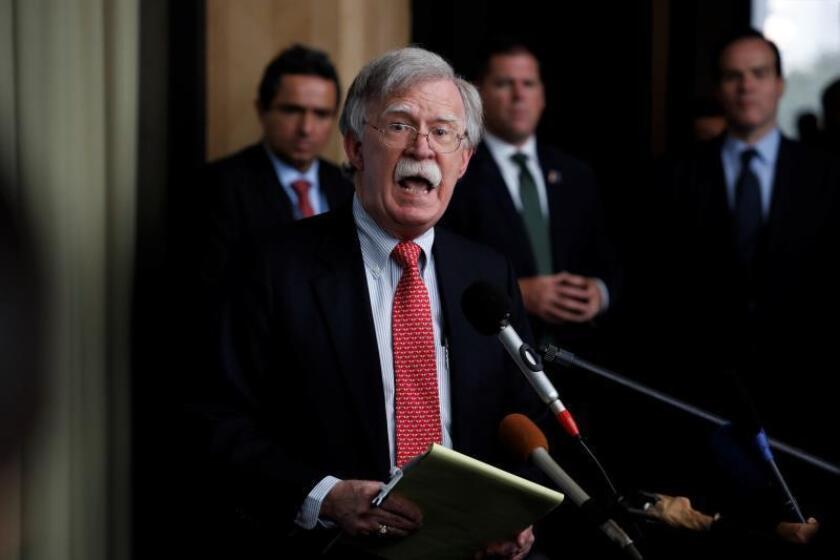 Trump después de John Bolton: un negociador en busca del Nobel