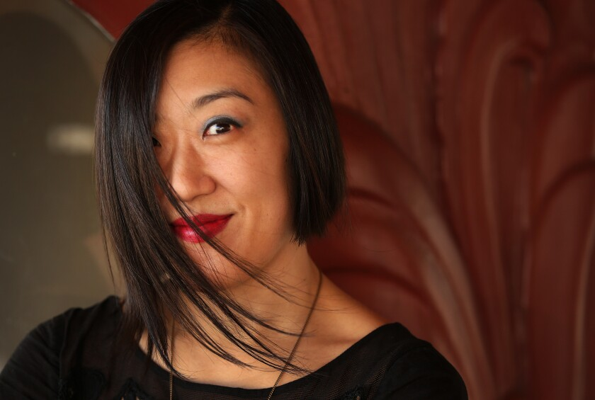 Young Jean Lee, photographed in 2015.