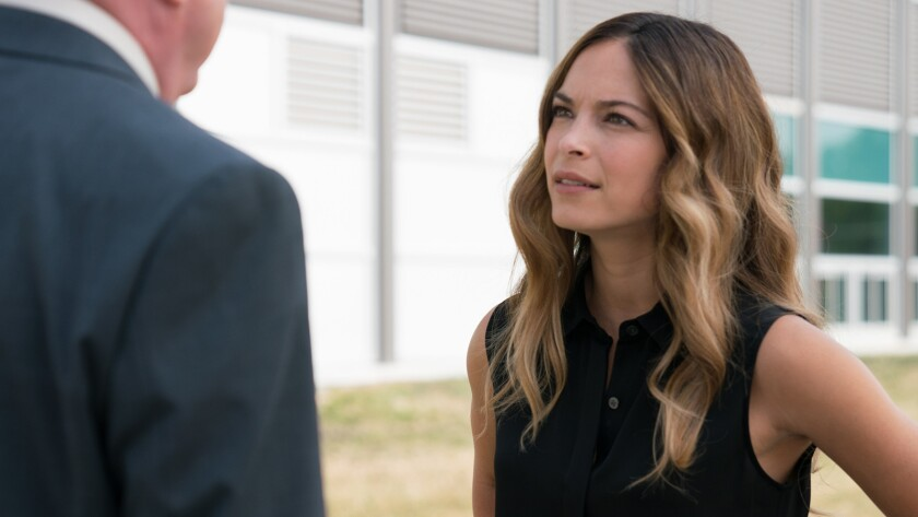"Kristin Kreuk in ""Burden of Truth"" on The CW."