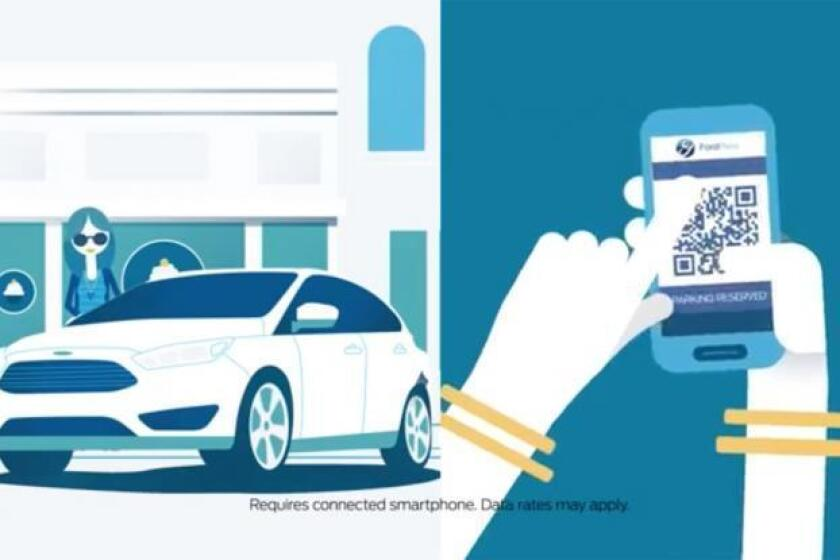Los usuarios de FordPass pueden localizar, reservar y pagar de antemano por el estacionamiento del garaje, ahorrando tiempo y evitando la molestia de tener que estar en la búsqueda de un lugar para estacionar.