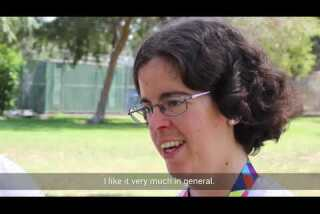 Greece's team talks about competing at Special Olympics
