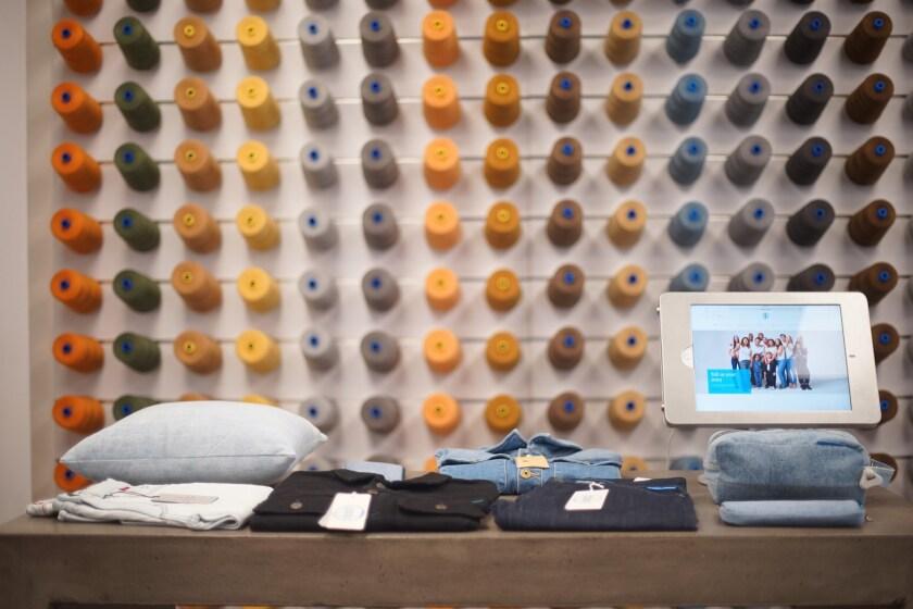 L.A. denim line 1denim has opened a store in Glendale.