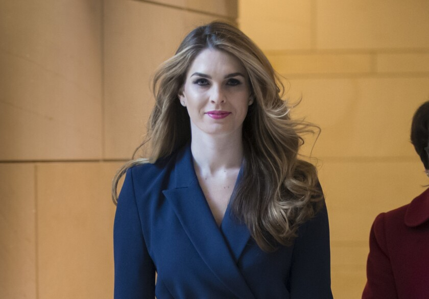Hope Hicks will serve as executive vice president and chief communications officer at New Fox, the company that will emerge from what's left of Twentieth Century Fox after it merges with Disney.