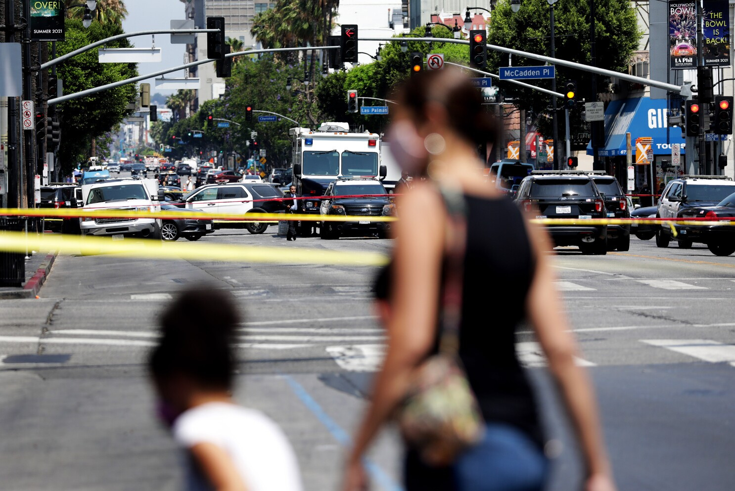 Shootings by LAPD officers rising again after years of decline