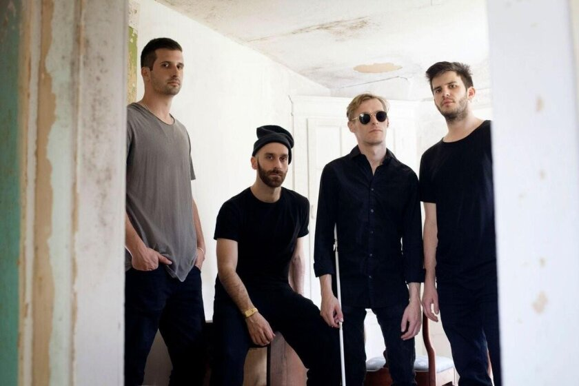 """X Ambassadors were given a boost when their song """"Renegades"""" was featured in a Jeep TV commercial this year."""