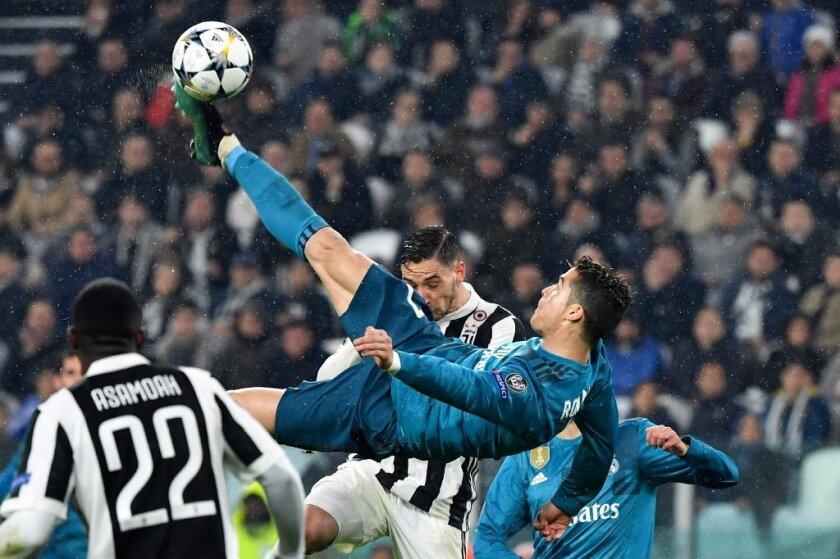 Cristiano Ronaldo: es un gol para el recuerdo, seguramente mi mejor