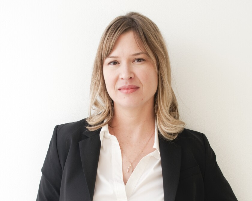 Johanna Burton was named the new executive director of the Museum of Contemporary Art.